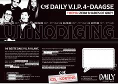 Opgelet! Daily presenteert: de nieuwe Daily V.I.P. 4-Daagse