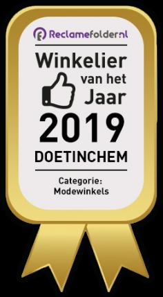 Winkelier van het Jaar 2019!
