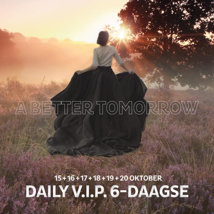 ⭐⭐⭐ Daily V.I.P. Dagen nieuwe stijl: 15 t/m 20 oktober ⭐⭐⭐
